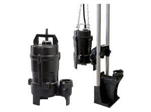 湛江鶴見潛水泵渦輪式潛污泵-科澍環保,質保價優